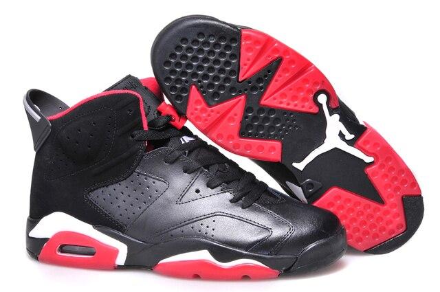 fff5a6e2045d0d ... aliexpress jordan air retro 6 vi men basketball shoes toro infrared  sport blue slam dunk unc