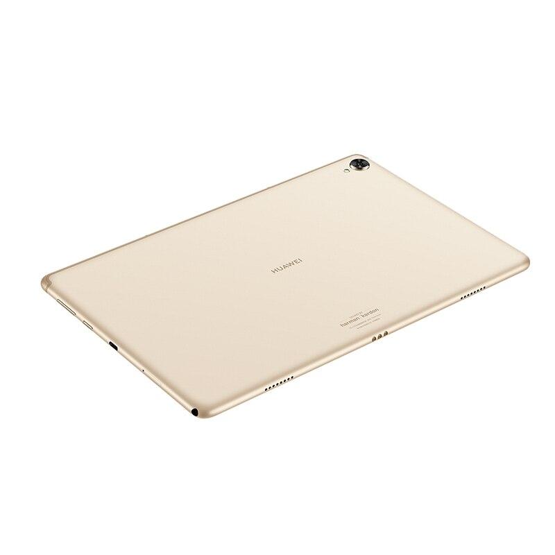 Оригинальный HUAWEI MediaPad M6 10,8 дюймов Kirin 980 Восьмиядерный Android 9,0 планшет type C 7500 мАч 2560x1600 отпечаток пальца ips экран - 5