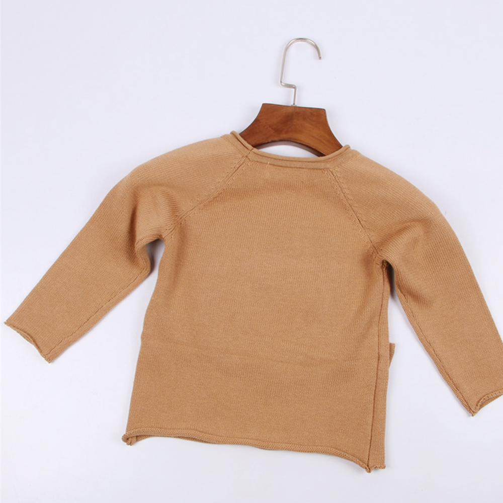 Children Sweaters Handmade 3D Lion Boys Girls Sweater Long Sleeve ...