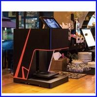 CN-QN1 kaffee drucker mit Display screen selfie kaffee automaten drucker maschine