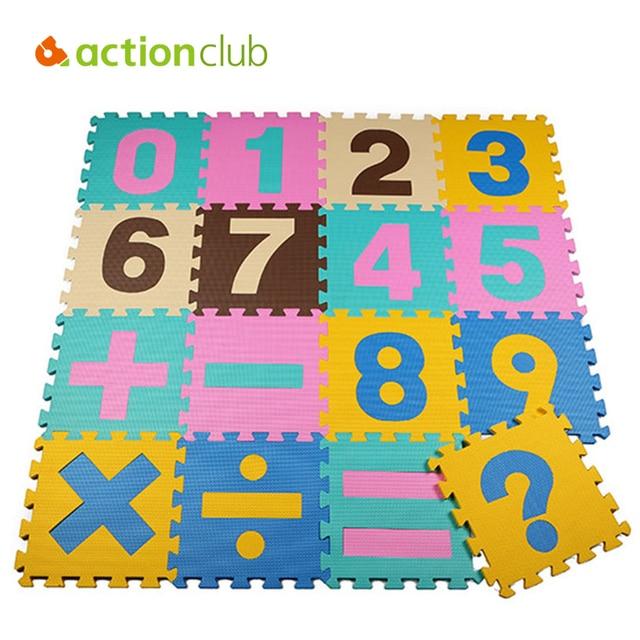 floor mats for kids. Fine Floor 9Pcsset Baby Cartoon Puzzle Mat Kids EVA Foam Play Children  Educational Gym Sport Throughout Floor Mats For O