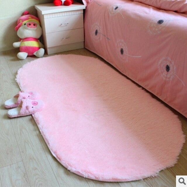 50*80 oval mats area rug for living room carpet door mat bathroom ...