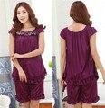 Free shipping plus size XXL XXXXL XXXL pregnancy nightgown sleepwear Free shipping plus europe size XXL XXXL 4XL 5XL 6XL Summer