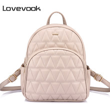 e7ee003a4b2 LOVEVOOK rugzak vrouwen hoge kwaliteit samll vrouwelijke tas schooltas voor meisjes  tieners dames tassen winkelen reizen rugzakk.