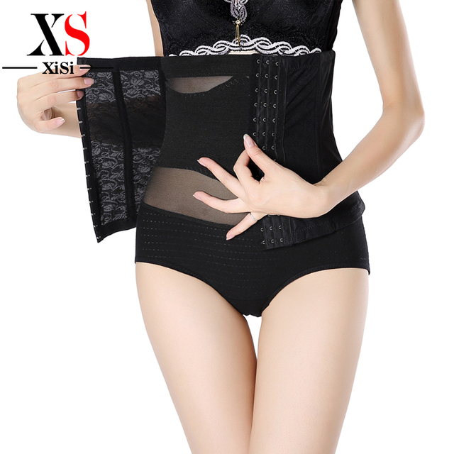 7ee9019e83 Long slimming sexy waist trainer Shapewear cheap corsets online belt body  shaper sexy lingerie corset set size l free delivery