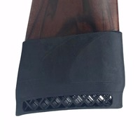 Tourbon Hunting Gun Accessories Tactical Airsoft Gun Buttstock Pad Rubber Shotgun Rifle Shooting Non Slip Recoil
