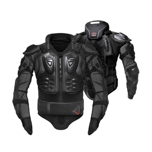 Image 2 - HEROBIKER Motorcycle Armor Protection Body Armor Protective Gear Motocross Moto Jacket Motorcycle Jackets With Neck Protector