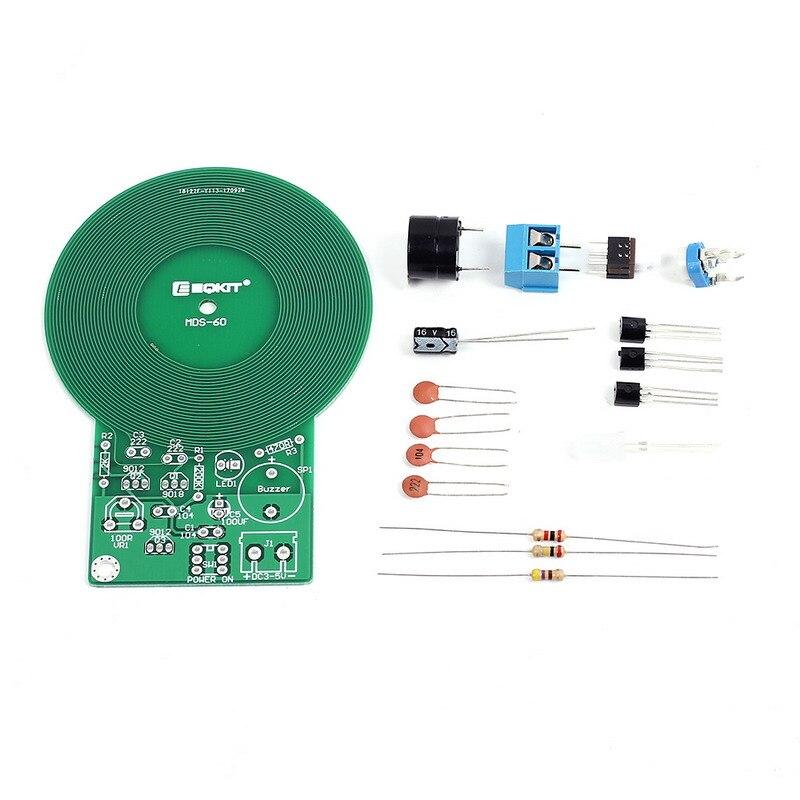 Diy Metal Detector Kit