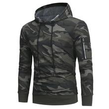 Brand 2018 Hoodie Fashion Camouflage Hoodies Men Fashion Tracksuit Mens Sweatshirt Hoodie Mens Purpose Tour все цены