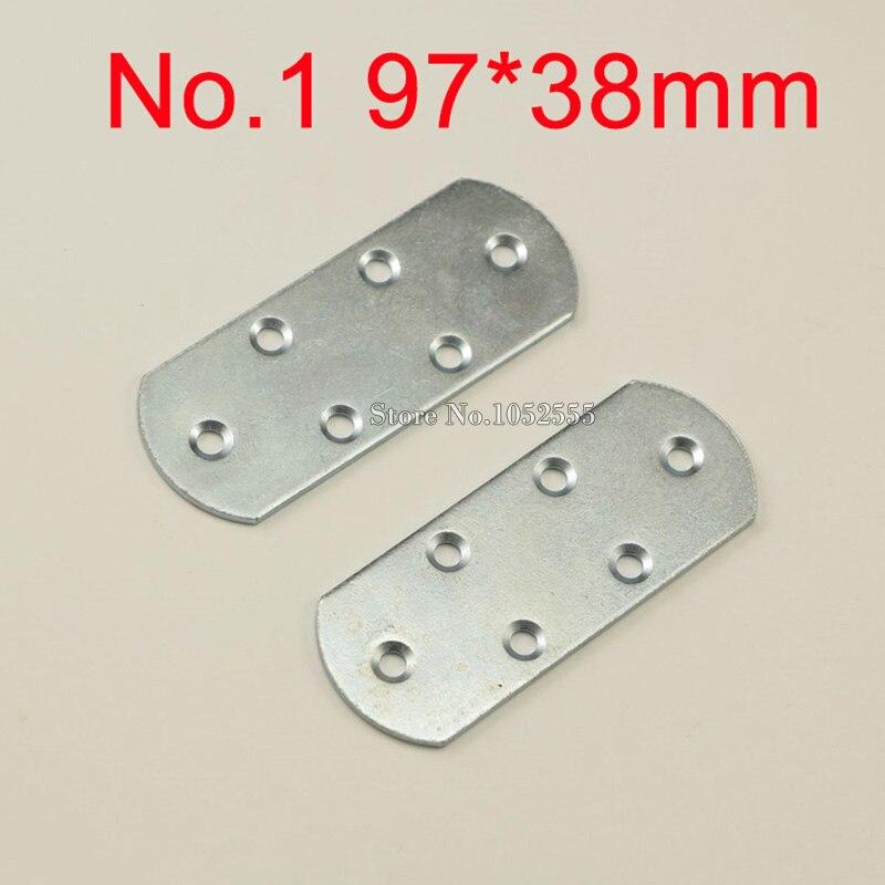 Us 28 63 42 Off Ev Dekorasyonu Ten Kose Braketleri De 10 Adet 97 38mm Demir Duz Serit Kose Parantez Metal Raf Destek Tamir Sabitleme Mobilya