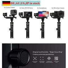 Feiyu G6 Plus 3-Axis Splash-proof WIFI Handheld Gimbal for Gopro Hero 6/5/4 Action Camera Smartphones