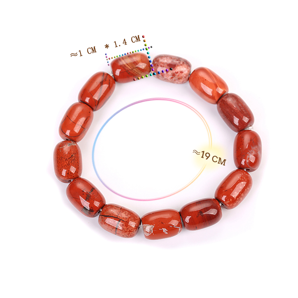 """Handmade 8mm Natural Multicolor Agate Round Gemstone Beads Necklace 18/"""" AAA"""
