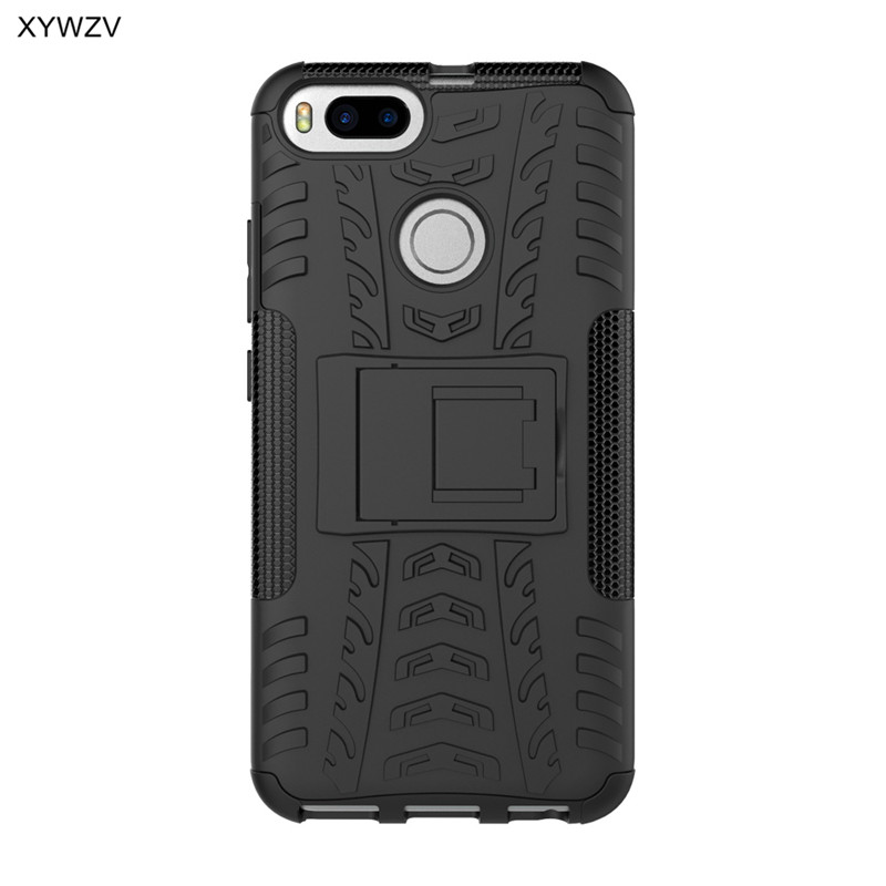 Image 4 - sFor Coque Xiaomi Mi A1 Case Shockproof Hard PC Silicone Phone Case For Sony Xiaomi Mi A1 Cover For Xiaomi Mi 5X Mi5X A1 Shell-in Fitted Cases from Cellphones & Telecommunications