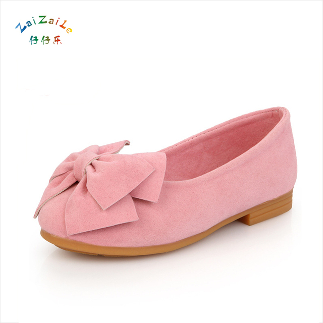Fille Princesse chaussures simples chaussures d... F6f2c