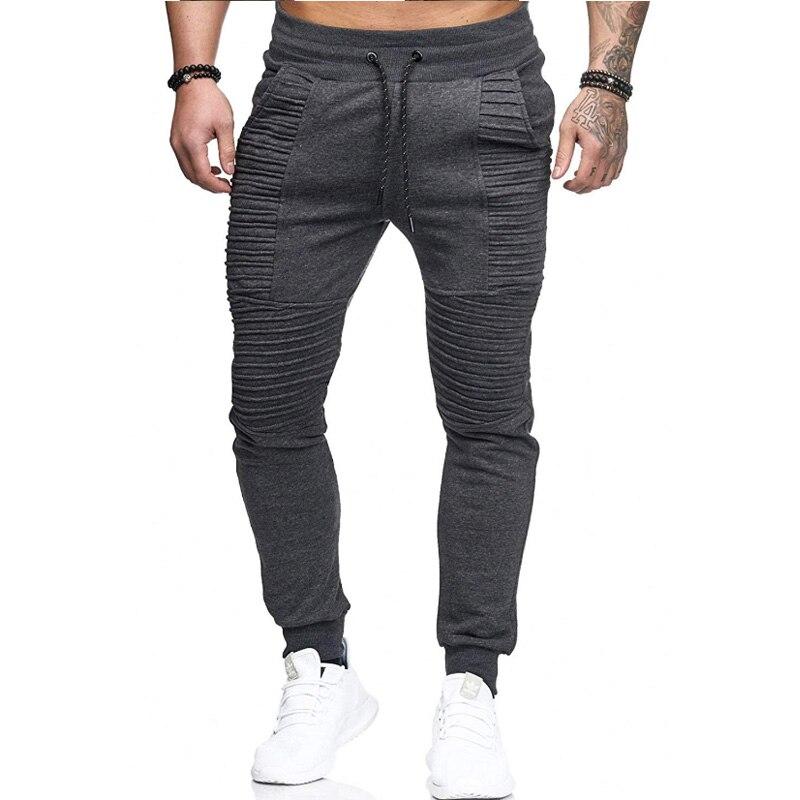 8b6f1af66 Men's Clothing Men Joggers 2018 New Casual Pants Men Brand Clothing High  Quality Autumn Long Xxxtentacion Black Pants Elastic Male Trousers 3xl High  Safety