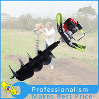 52CC Ground Drill Earth Auger Hole Digger Garden Tools Planting Machine Farm Auger Agricultural Drill