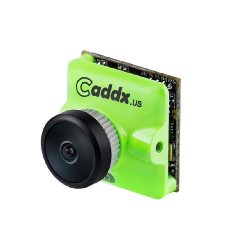 Caddx Turbo Micro SDR2 1/2.8 2.1mm 1200TVL Low Latency WDR 16:9 / 4:3 FPV Camera for RC Drone FPV DIY Part Accs caddx turbo micro s2 2 1 1 8mm fpv camera 4 3 pal ntsc newest ccd sensor with ultra low latency yellow for rc fpv racing drone