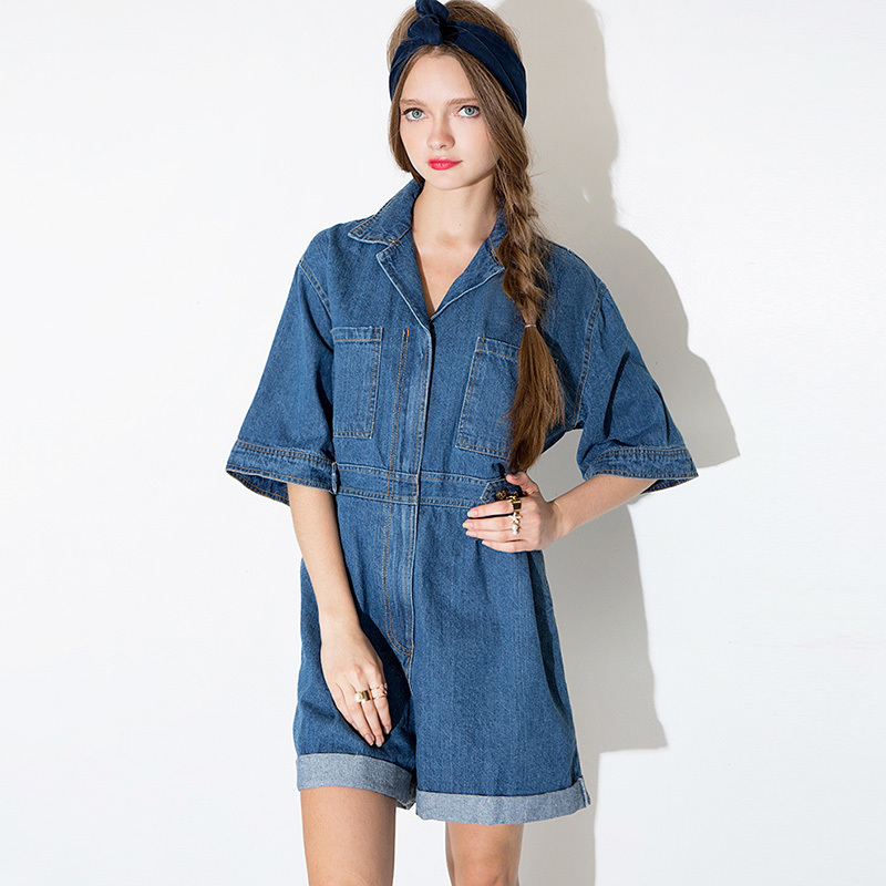 Online Get Cheap Denim Womens Jumpsuit -Aliexpress.com | Alibaba Group