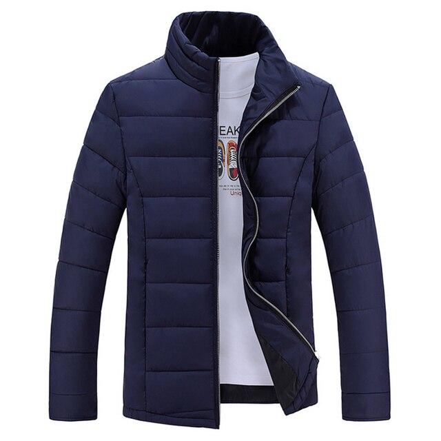 2016 Winter Man Casual High Qaulity Cotton Jacket Outdoors Men Coat Military Jackets Masculina Casaco Masculino Blazer 13M0455