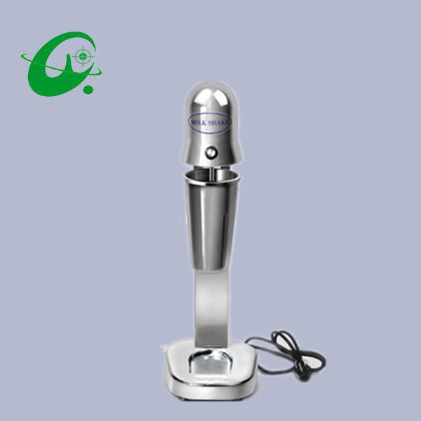 Commercial Single Head  Milkshake Machine Milk Tea Shop Electric Milk Foam, 0.8L  Mixer Blizzard 220v commercial single double head milkshake machine electric espresso coffee milk foam frother machine bubble maker