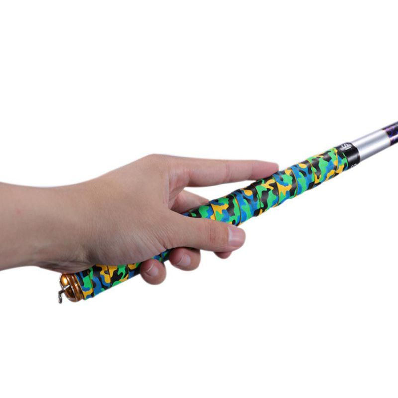 Racket Steering Wheel Baseball Stick Sweat Band Anti-Slip Belt Camouflage Hand Glue Sweat Belt Baseball Stick Squash Fishing Rod