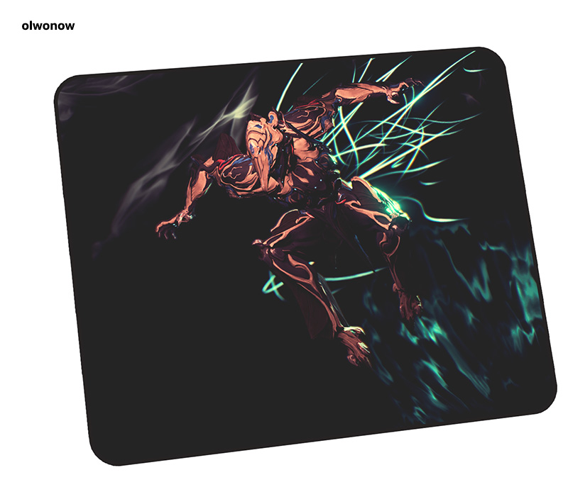 warframe pad mouse best computer gamer mouse pad 24x20cm padmouse Christmas gifts mousepad ergonomic gadget office desk mats-in Mouse Pads from Computer ...