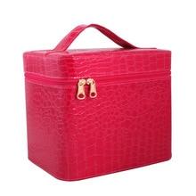 2016 new large capacity bags Ladies cosmetic bag