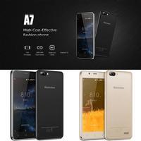 A7 3G Smartphone Android 7.0 5.0 inch IPS Scherm MTK6580A 1 GB + 8 GB Mobiele Telefoon DE08 Drop verzending