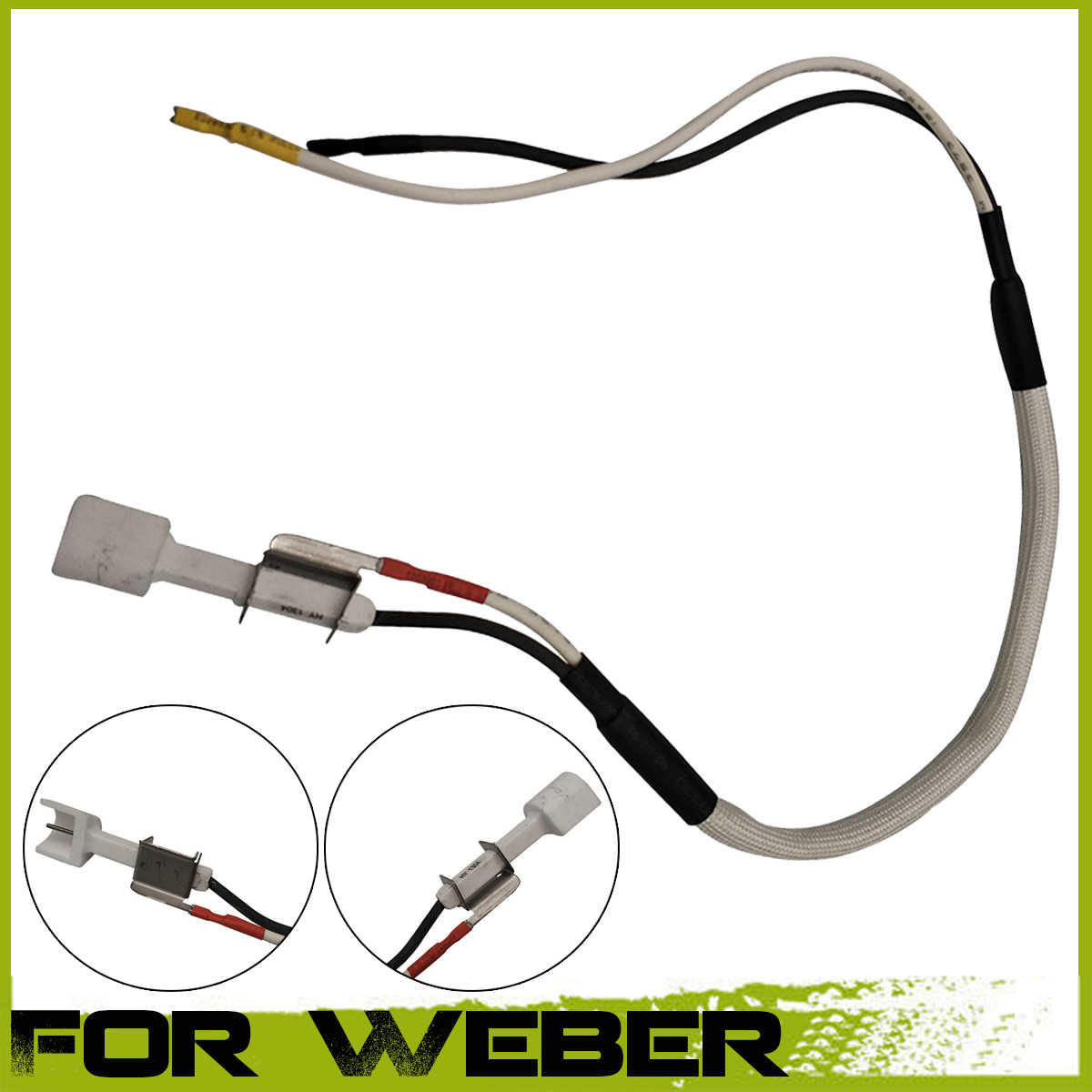 1PCS 45cm Igniter Accessory Piezo Spark Ignition Set for Weber BBQ Grill Heater Heater Radiator Grill Cooker BBQ
