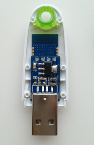 Bluetooth module, USB Dongle adapter 4, BLE master-slave HM-15 WeChat base station 2pcs lot ble tag beacon base station 30