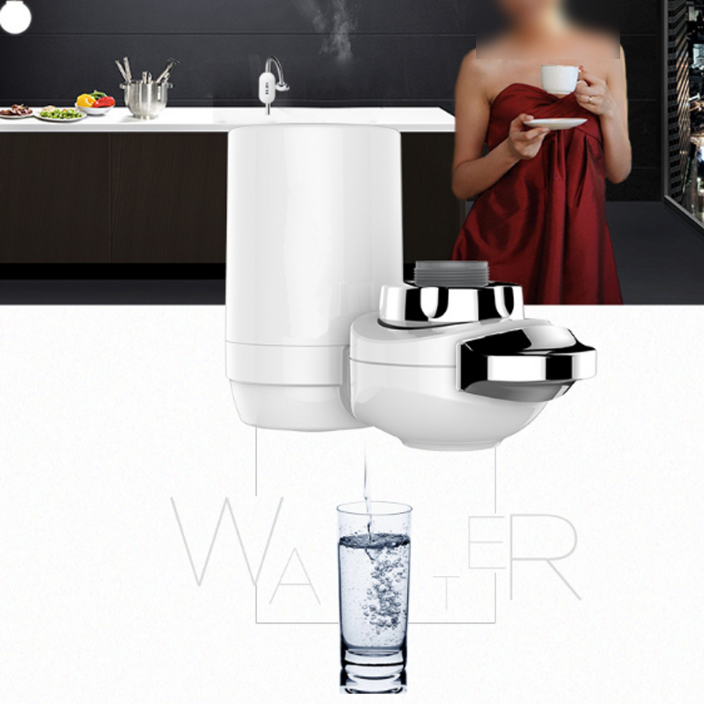 Home Kitchen 6-Stage Reverse Osmosis Faucet Drinking Water Filter Tap Water Purifier