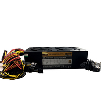 1800W 95 PLUS GOLD Computer Mining Switching Power Supply Modular Gaming Power Supply Support 6 Pieces
