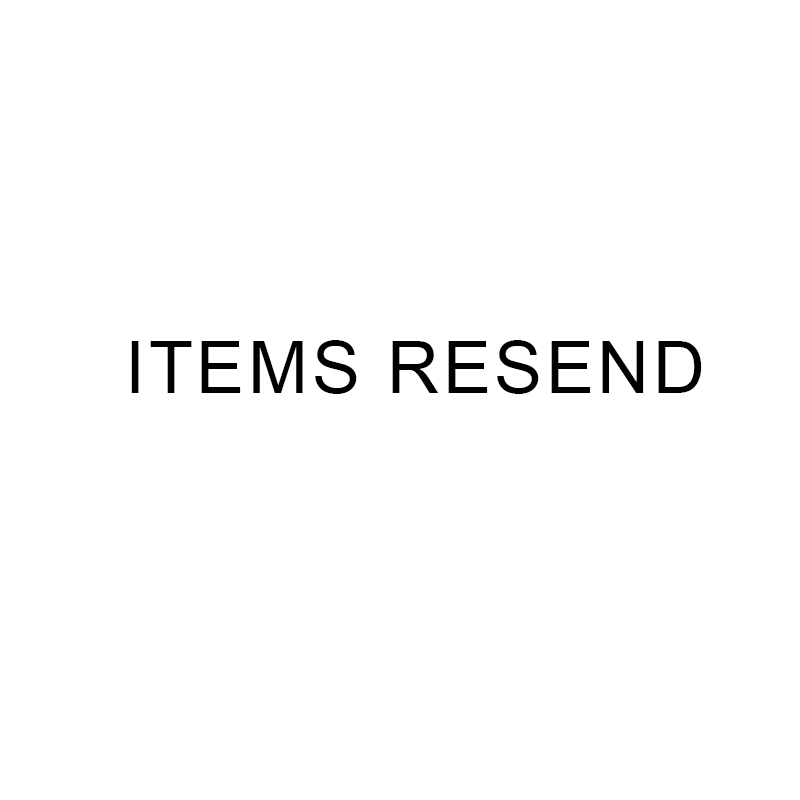 Do Not Place Order Without Seller's Permit Only For Resend