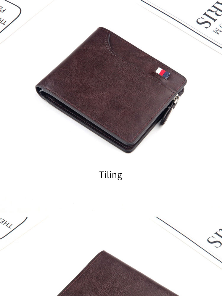 HTB1ehB9OwHqK1RjSZFkq6x.WFXaI - NO.ONEPAUL Leather Slim Wallets Mini Wallets Magic Card Holder Men Wallets Money Bag Male Vintage Black Short Purse Small