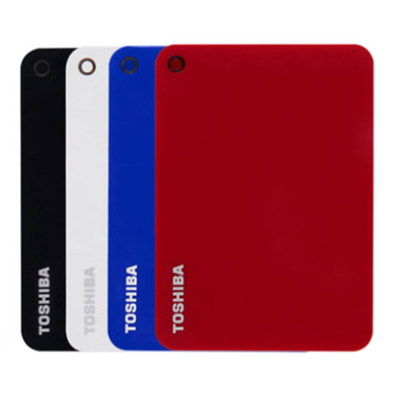 Toshiba External Hard Drive HDD 1TB 2TB 3TB Hard Disk 1 TO 2 TO 3 TO HD 2.5 Portable USB 3.0 Hard Drive 1TB For Computer Laptop