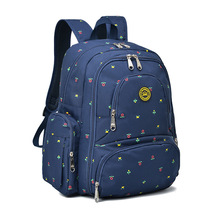 Diaper Bag Mummy Baby Care Nappy Bag Large Capacity Waterproof Business Backpack Travel fashion diaper bag for baby stroller