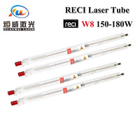 Reci W8 150W CO2 Laser Tube Wooden Case Box Packing Length 1850 Dia. 90mm for CO2 Laser Engraving Cutting Machine S8 Z8