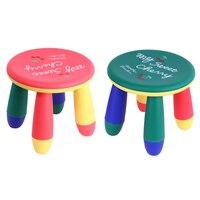 24cm X 24cm X 22 Table Stool Creativity Children Small Wooden Bench Short Pier Short Environmentally
