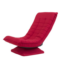 Household Corner Lazy Sofa Bedroom Reclining Single Tatami Creative Adjustable Foldable Floor Sofa Washable Steady Cloth Seat