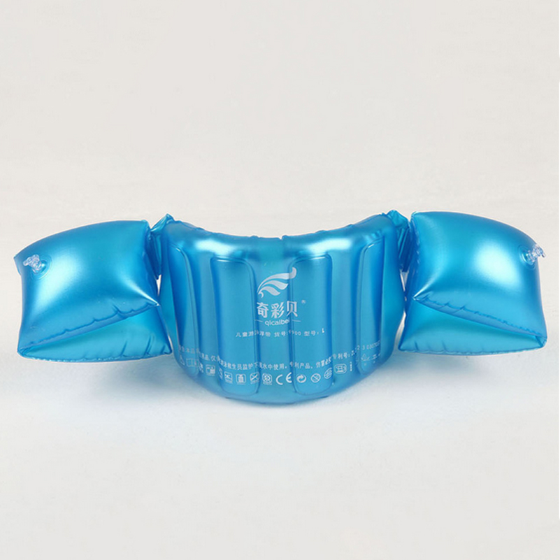 Hot Child Inflatable Swim Vest Arm Float Ring Baby Boy Girl Swimming Circle Ring Infant Float Swim Trainer Swim Pool Accessories