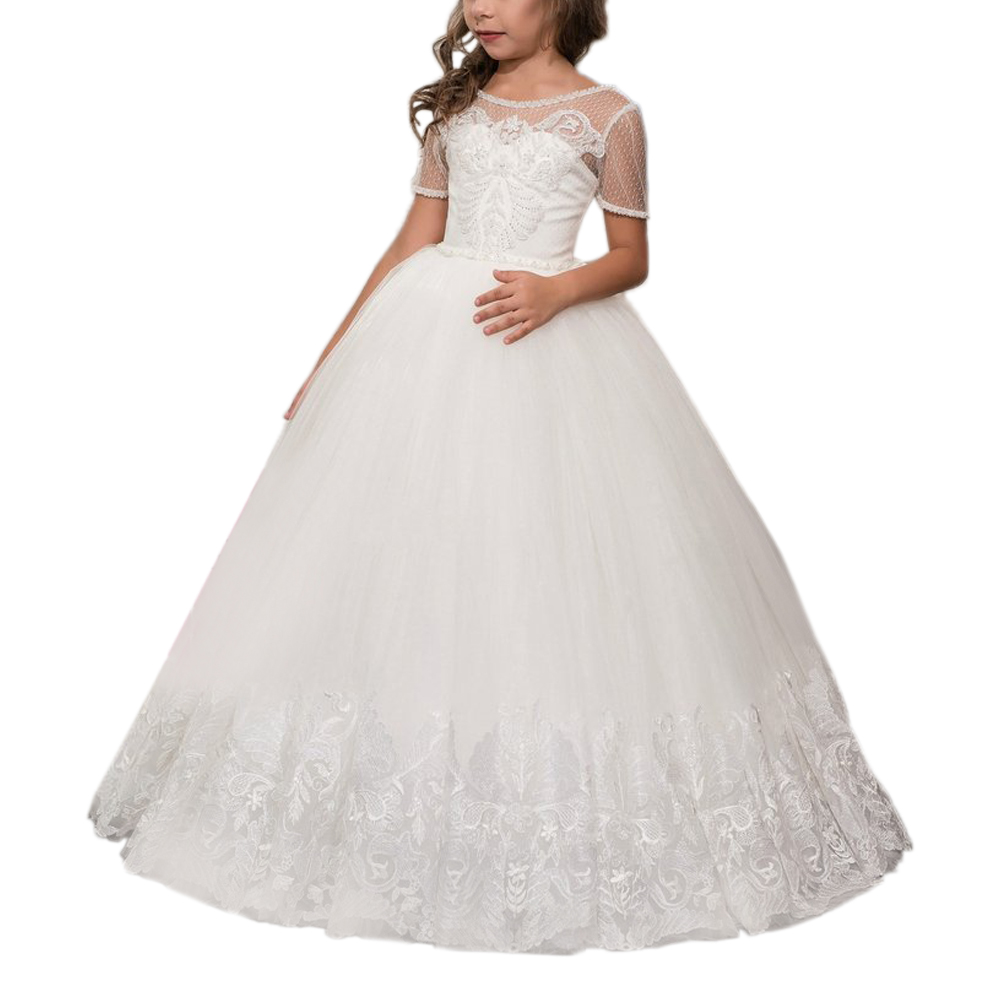 Online Get Cheap Holy Communion Dresses Aliexpress