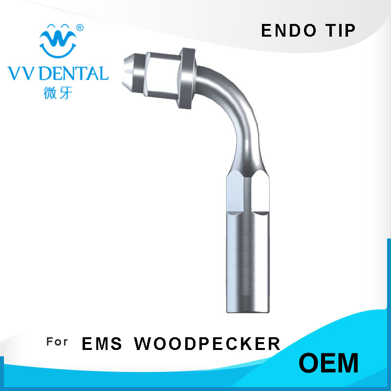 1 SET EMS TIPS TIPS WOODPECKER ENDO KIT EEKS juga ft SYBRONENDO - Kebersihan mulut - Foto 4