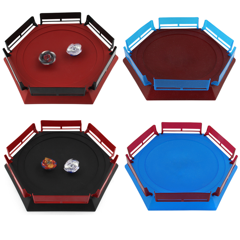 New 6 Styles  Gyro disk God Series Arena for Metal  Toys Arena Sale Spinning No Box Spinning Tops     - title=