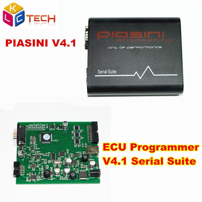 Prix pour 2017 Qualité A + Full Version PIASINI V4.1 MAÎTRE Maître ÉCUS Programmeur Suite Série (JTAG-BDM-K-LIGNE-L-LIGNE-RS232-CAN-BUS)
