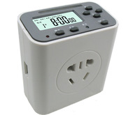 Multi Function EP Timer USB recharging Electrical Light Timer Control Switch