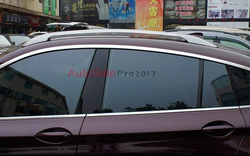 Для BMW X6 2009 2012 2013 2014 Превосходное качество крыша стойки баров крышка из алюминиевого сплава и abs ...