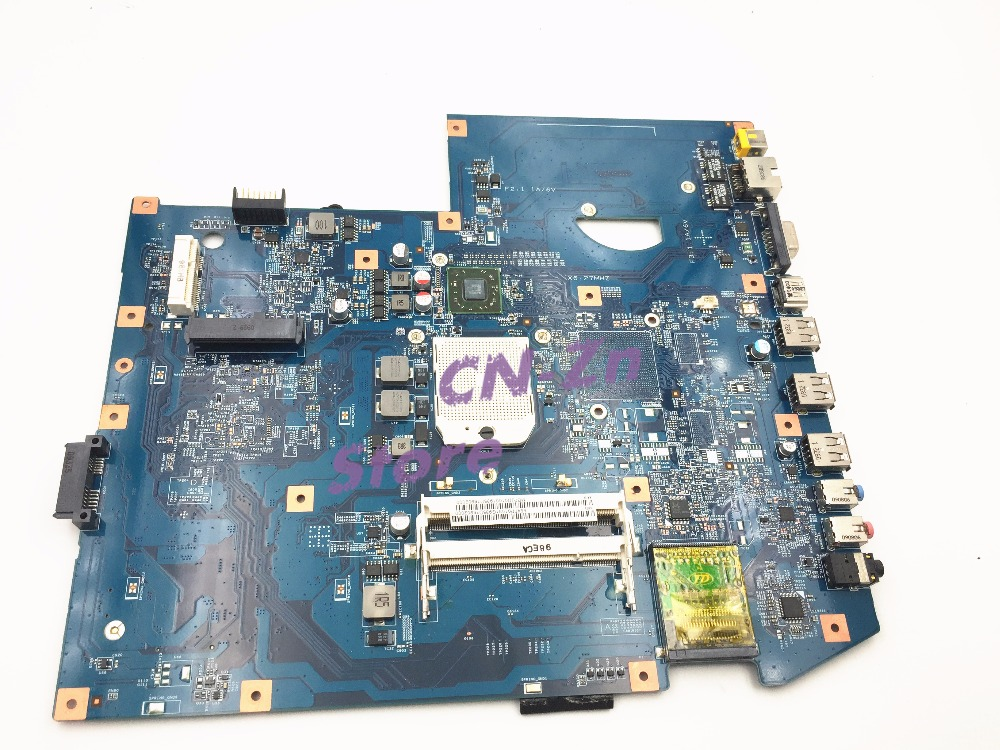SHELI FOR Acer Aspire 7540 7540G Laptop Motherboard 48 4FP02 011 MBPJD01001 09243 1 DDR2 product