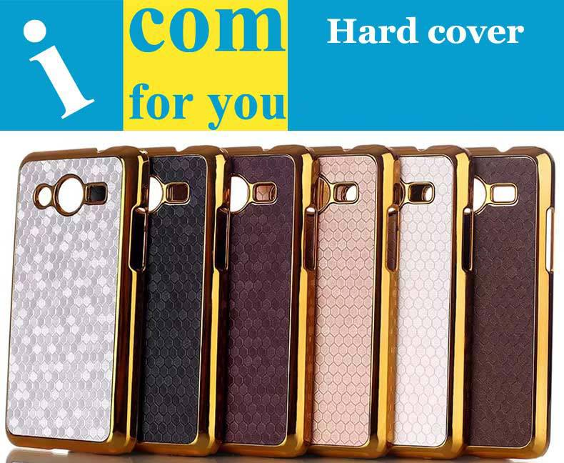 Luxury Football Chrome Hard Protector Leather case cover Samsung Galaxy Core 2 G355H Dual SIM - Shenzhen icomforyou Co.,ltd Store store