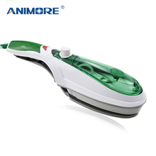 ANIMORE Handheld Garment Steamer Brush Portable Steam Iron For Clothes Generator Ironing Steamer For Underwear Steamer Iron popular portable steamer brush handheld steam iron travel ironing garment steamer for clothes