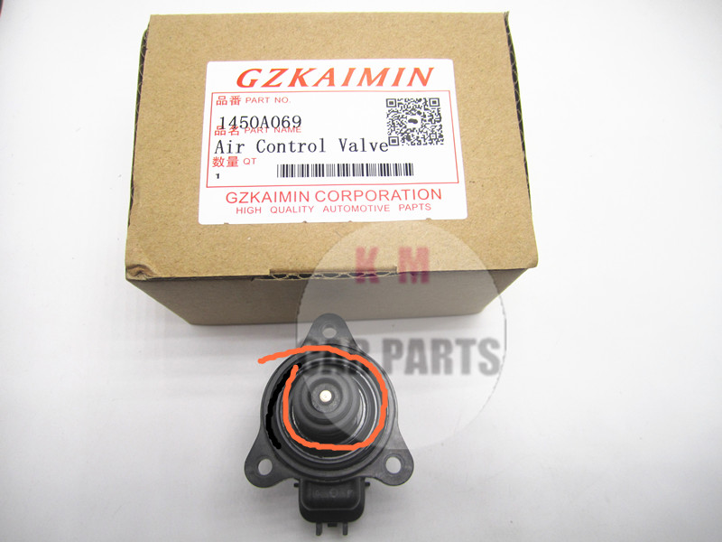 Car Accessories  Top Quality  Idle Air Control Valve  MD628166 MD628318 MD628168 AC4157 1450A069 FOR Mitsubishi